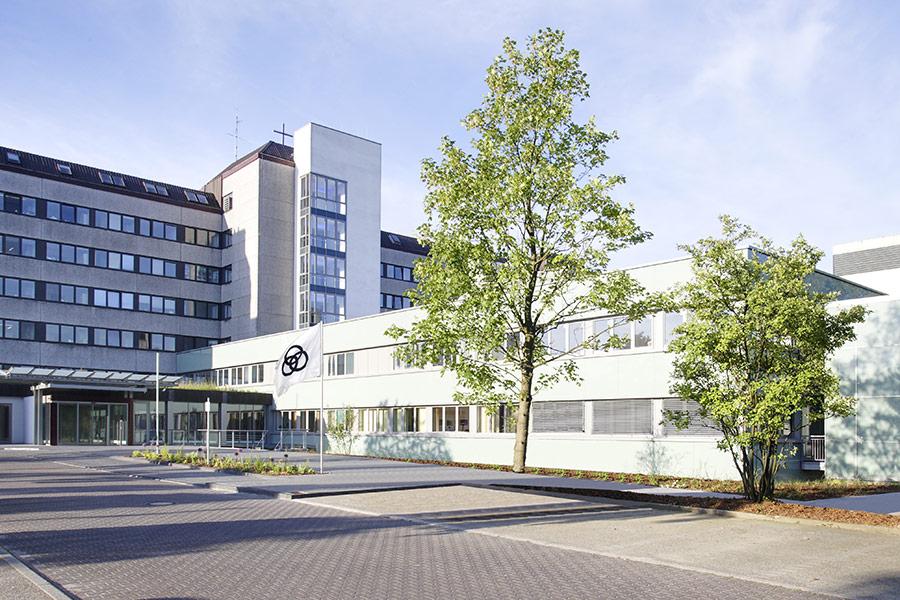 Kliniken und Krankenhäuser