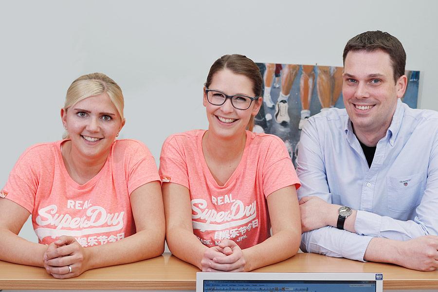Team Orthopädie